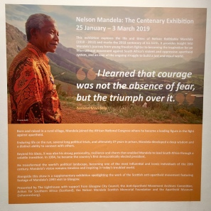 Nelson Mandela Exhibition