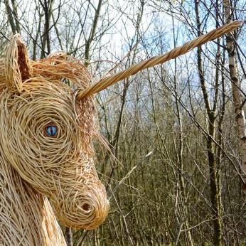Unicorn at Crawick Multiverse