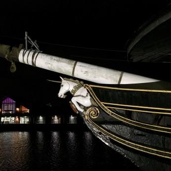 HMS Unicorn, Dundee