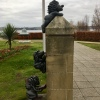Lemmings statue, Dundee