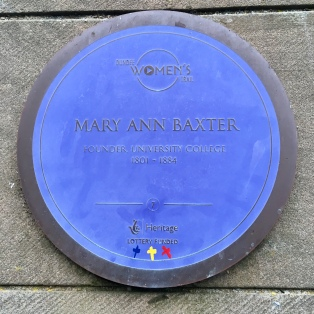 Mary Ann Baxter