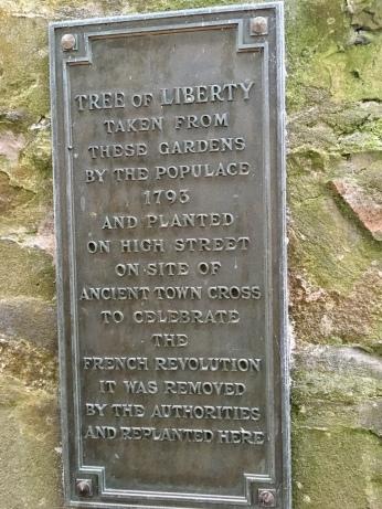 1912 plaque