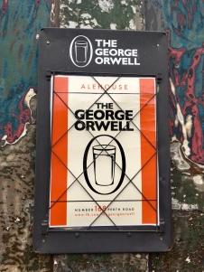 George Orwell pub