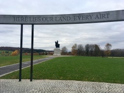 Battle of Bannockburn site