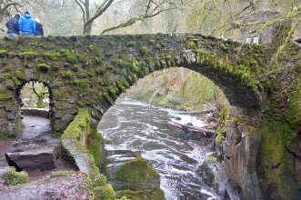 Bridge over Black Linn