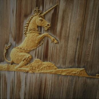 Queen's Gallery unicorn