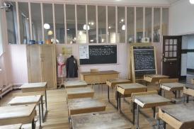 1950s/60s classroom