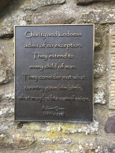 Robert Owen quote