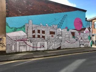 Kelham Island street art