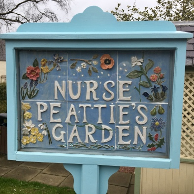 Nurse Peattie's Garden