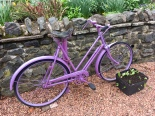 Nurse Peattie's bicycle
