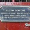 Elcho Doocot