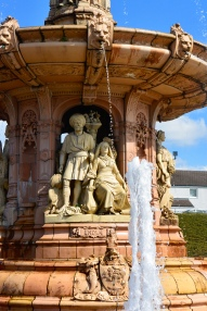 Doulton Fountain