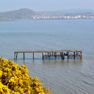 View to Dalgety Bay
