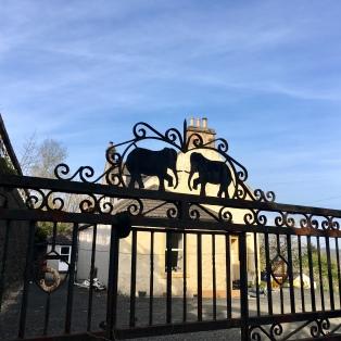 Elephant gates, Inverkeithing