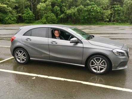John's new car