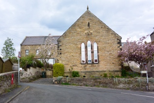 Former Castle Hill Methodist Church