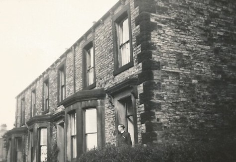 Manse at Moor View c1956