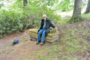 Woodland Walk: Mouse Bench