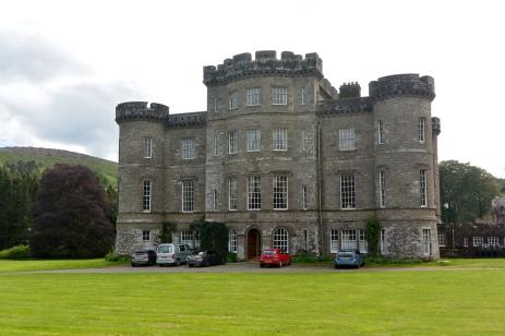 "Monzie Castle - ""new"" house"