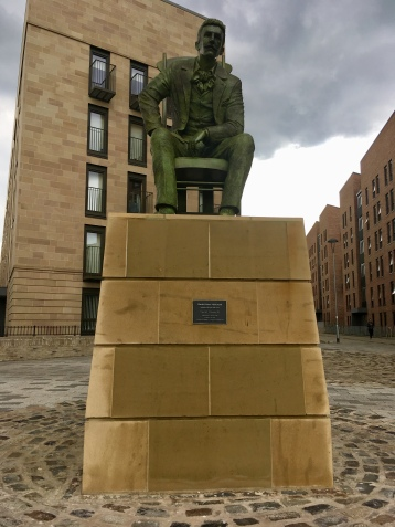 Charles Rennie Mackintosh by Andy Scott