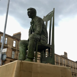 Charles Rennie Mackintosh by Andy Scott