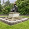 Lord Kelvin in KelvingrovePark