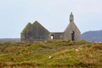 Ruined church