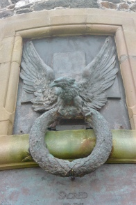 American Monument Eagle