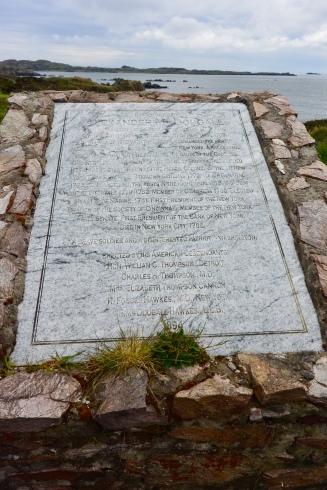 McDougall Monument