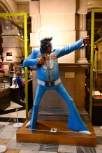 Elvis at Kelvingrove
