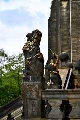 Lion and Unicorn, Glasgow University