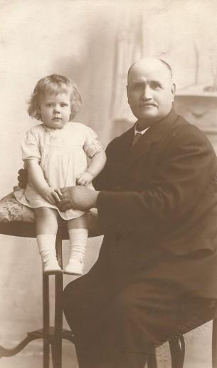 Mum and her Grandaddy