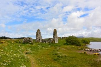 Finlaggan Castle