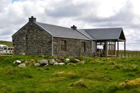 Finlaggan Visior Centre