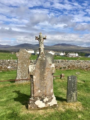 Keills graveyard
