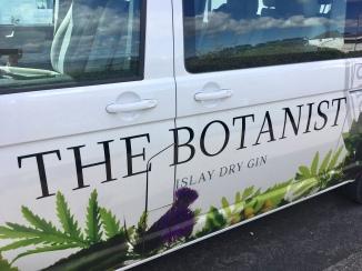 Botanist Gin van