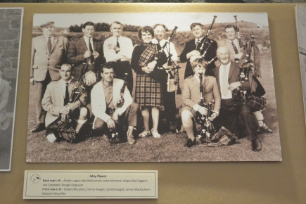 Islay Pipers