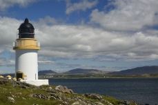 Rubh'an Duin lighthouse