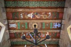 2014 doocot ceiling