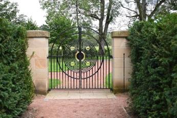 Maze gate