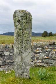 Standing stone, Tarbert, Jura