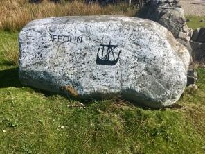 Feolin, Jura
