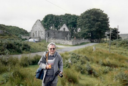 John at Kildalton 1989