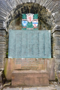 Clan MacRae War Memorial