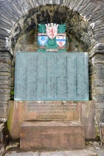 Clan MacRae War Memorial