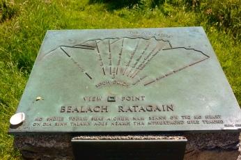 Bealach Ratagain viewpoint