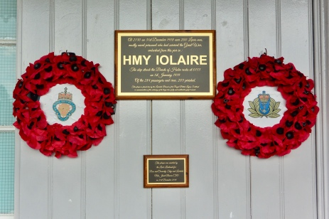 Iolaire Memorial, Kyle of Lochalsh