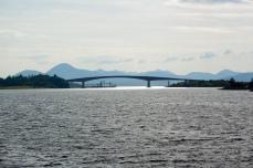 Skye Bridge from Kyle