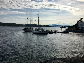 Kyle of Lochalsh harbour